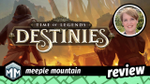 Time of Legends: Destinies - App-solutely Great! image