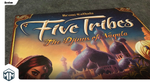 Five Tribes Review - Bruno Cathala image