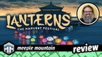 Lanterns - The Harvest Festival Review - Christopher Chung image