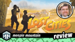 Lost Cities Review - Reiner Knizia image