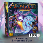 Kickstarter Roundup: Fight Wonderland's War, explore Vampire: Chapters, and be Outcast in the new Aeon's End box image
