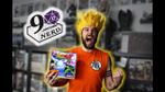 90 Second Nerd Board Game Review: Dragon Ball Z - Perfect Cell image