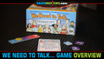We Need to Talk... Party Game Overview image