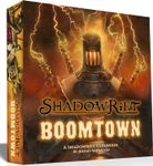 Shadowrift: Boomtown board game