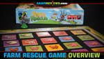 Farm Rescue Memory Game Overview image