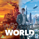 It's a Wonderful World Review | Board Game Quest image