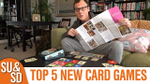 Our 5 Favourite Brand-New Card Games (Shut Up & Sit Down) - YouTube image