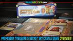 Professor Treasure's Secret Sky Castle Game Overview image