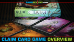 Claim Card Game Overview image