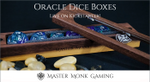 Oracle Dice Boxes by Master Monk Gaming image