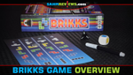Brikks Roll-and-Write Game Overview image