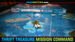 Thrift Treasure: Mission Command Sea Game image