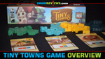 Tiny Towns Family Game Overview image