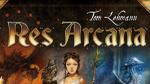 """Review: Res Arcana – Cardboard Guru - """"Wizards being Wizards for 30 minutes"""" image"""