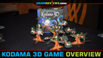 Kodama 3D Abstract Strategy Game Overview image
