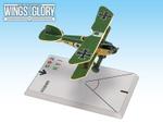 Wings of Glory WW1: Albatros D.III board game