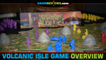 Volcanic Isle Board Game Overview image