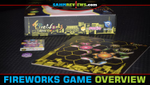 Fireworks Pattern Building Game Overview image
