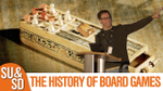 8000 Years of Board Game History in 43 Minutes (Shut Up & Sit Down) - YouTube image