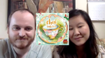 E12 Interview with Dan & Connie Kazmaier creators of the Chai Board Game image