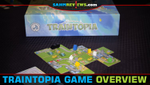 Traintopia Tile-Laying Game Overview image