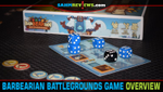 BarBEARian Battlegrounds Dice Game Overview image