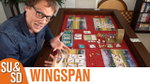 Wingspan Review - Flock and Roll (Shut Up & Sit Down) - YouTube image