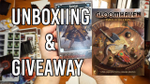 Gloomhaven: Jaws of the Lion Unboxing & Giveaway image