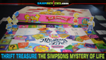 Thrift Treasure: The Simpsons - Mystery of Life image