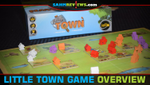 Little Town Family Game Overview image