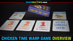 Chicken Time Warp Card Game Overview image