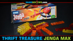 Thrift Treasure: Jenga Max Game image