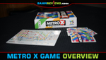 Metro X Rail and Write Game Overview image