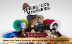 Sherlock's Mysteries: Interactive Puzzle Adventure image