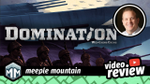 Boardgame Brody - Domination - Review & How to Play  image