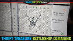 Thrift Treasure: Battleship Command image
