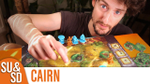 Cairn Review: Tactical Druid Rugby Chess? - Shut Up & Sit Down image
