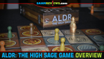 ALDR: The High Sage Card Game Overview image