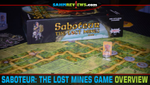 Saboteur: The Lost Mines Board Game Overview image