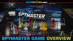 SpyMaster Board Game Overview image