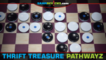 Thrift Treasure: Pathwayz Board Game image