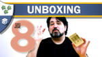 They Who Were 8 Unboxing Reaction image