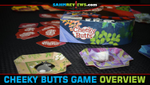 Cheeky Butts Family Game Overview image