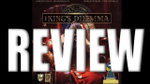 Kings Dilemma Board Game Review - SPOILER FREE image