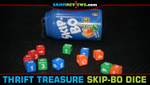 Thrift Treasure: Skip-Bo Dice Game image