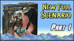 Alien 5 Scenario ➤ Legendary Encounters: Alien ➤ Solo Playthrough • Part 1【ツ】The Mountain Gamer image