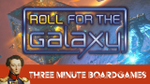 Roll for the Galaxy in about 3 minutes + ambition image