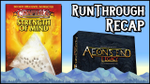 Chapter 6 • Runthrough Recap ➤ Aeon's End Legacy【ツ】The Mountain Gamer image