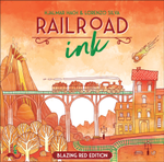 Railroad Ink Review | Board Game Quest image