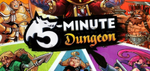 5-Minute Dungeon Board Game Review - Game Cows image